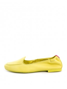 Mocasines TITI COUTURE Amarillo 16367