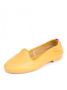 Mocasines TITI COUTURE Amarillo 16371